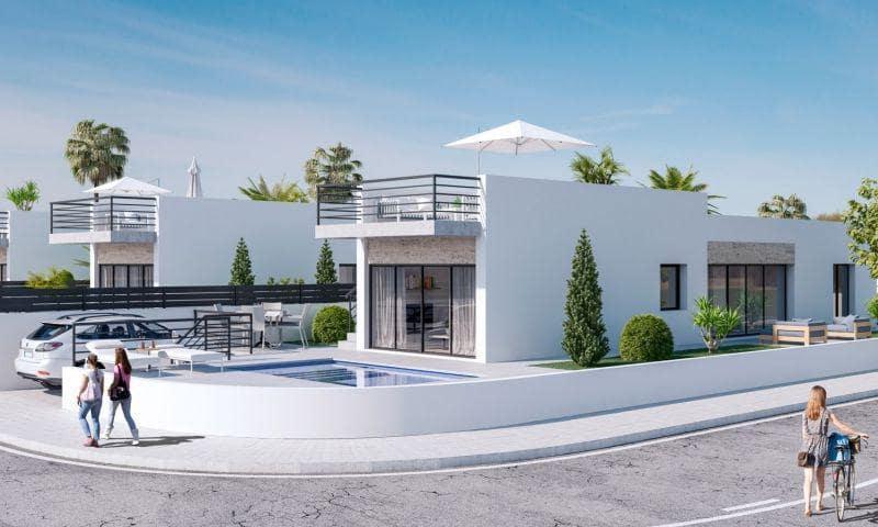 3 sovrum Villa till salu i Daya Nueva med pool - 249 000 € (Ref: 5471119)