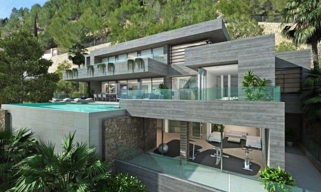 4 quarto Moradia para venda em Cumbre del Sol com piscina garagem - 2 568 000 € (Ref: 5476333)