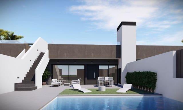 3 chambre Villa/Maison Semi-Mitoyenne à vendre à Carthagene avec piscine - 249 950 € (Ref: 5530247)