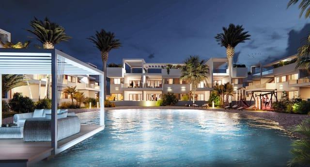 2 makuuhuone Bungalow myytävänä paikassa Los Balcones mukana uima-altaan  autotalli - 169 900 € (Ref: 5557057)