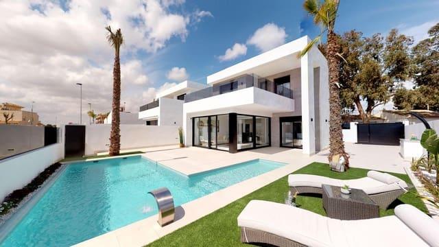 3 makuuhuone Huvila myytävänä paikassa Murcia kaupunki mukana uima-altaan - 289 950 € (Ref: 5674052)