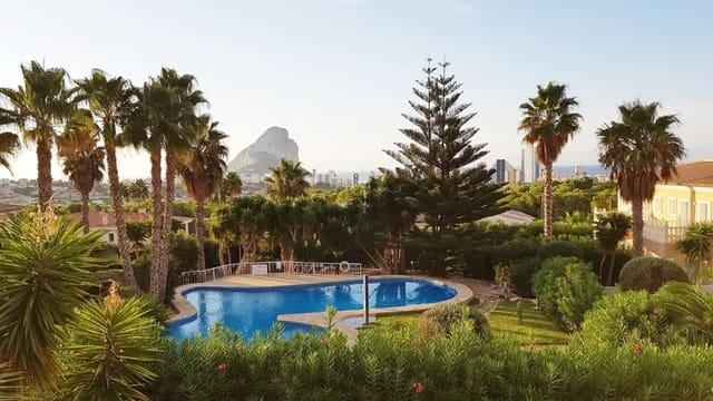 2 makuuhuone Rivitalo myytävänä paikassa Calpe / Calp mukana uima-altaan - 249 900 € (Ref: 5695488)