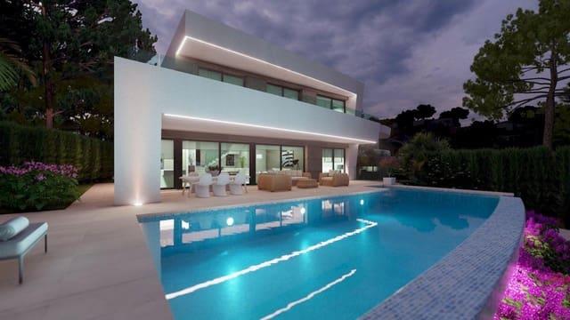 4 soverom Villa til salgs i Teulada med svømmebasseng garasje - € 1 225 000 (Ref: 5723393)