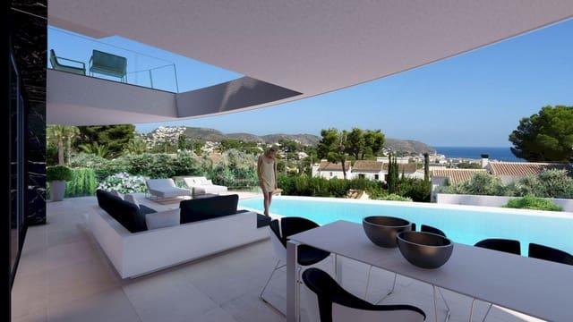 3 sypialnia Willa na sprzedaż w Teulada z basenem garażem - 1 150 000 € (Ref: 5723394)