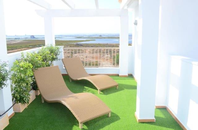 3 makuuhuone Huvila myytävänä paikassa La Manga del Mar Menor mukana uima-altaan  autotalli - 285 000 € (Ref: 5872503)