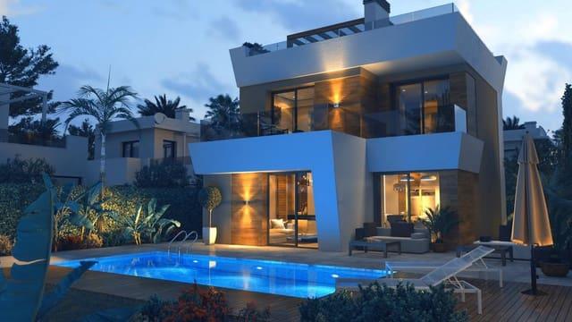 3 makuuhuone Huvila myytävänä paikassa Rojales mukana uima-altaan - 495 000 € (Ref: 5875108)