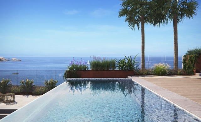 5 sypialnia Willa na sprzedaż w Cabo de Palos z basenem garażem - 3 950 000 € (Ref: 5980934)