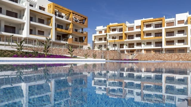 2 makuuhuone Huoneisto myytävänä paikassa Los Dolses mukana uima-altaan  autotalli - 172 000 € (Ref: 6127691)