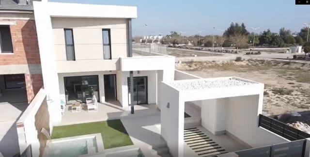 3 makuuhuone Paritalo myytävänä paikassa Dolores mukana uima-altaan - 240 000 € (Ref: 6135310)