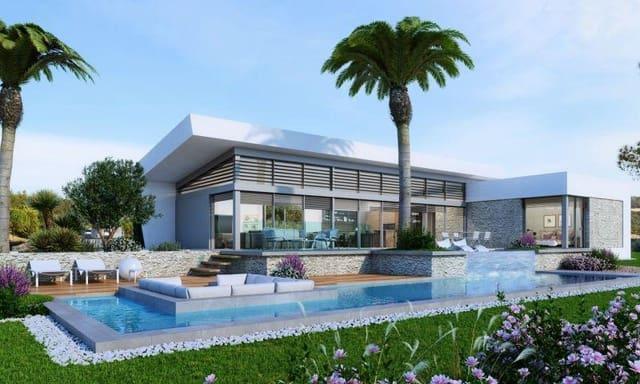 3 sypialnia Willa na sprzedaż w Las Colinas Golf z basenem garażem - 1 350 000 € (Ref: 6166861)