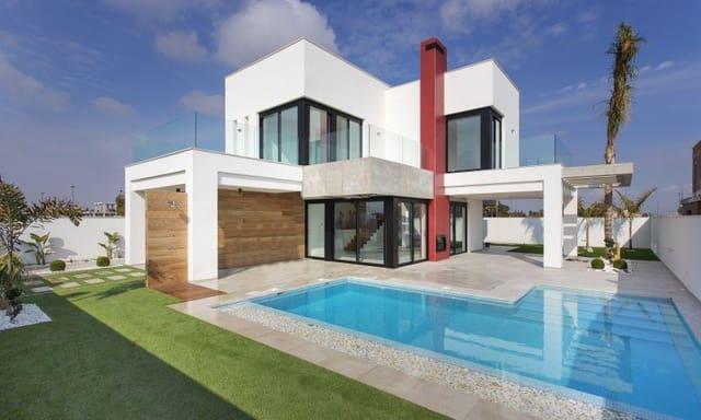 4 sypialnia Willa na sprzedaż w Los Alcazares z basenem garażem - 635 000 € (Ref: 6166870)