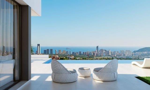 3 camera da letto Villa in vendita in Finestrat con garage - 1.150.000 € (Rif: 6166930)