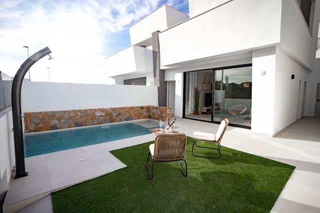 3 sypialnia Dom blizniak na sprzedaż w San Javier z basenem - 289 950 € (Ref: 6167280)