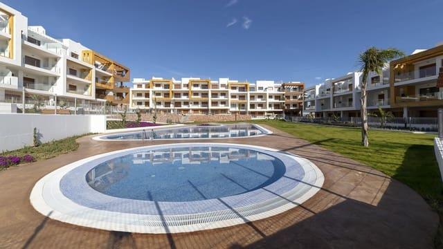 3 sypialnia Apartament na sprzedaż w Los Dolses z basenem garażem - 219 000 € (Ref: 6167346)