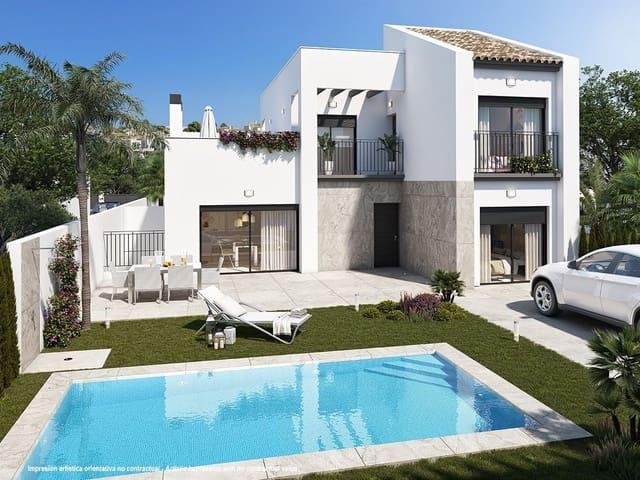 3 sypialnia Dom blizniak na sprzedaż w Dona Pepa z basenem - 289 900 € (Ref: 6278886)