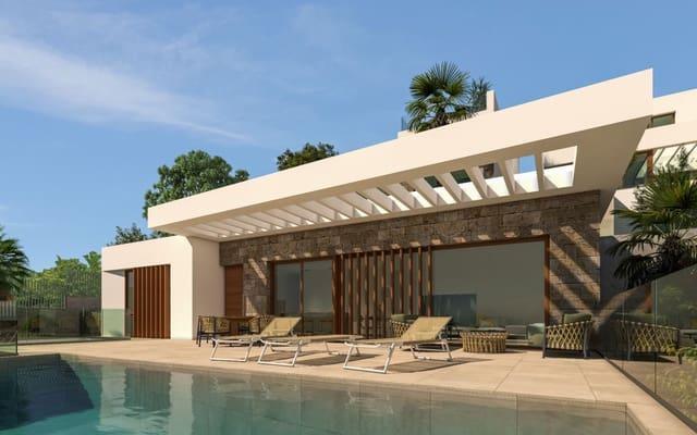 4 sypialnia Willa na sprzedaż w Pueblo Lucero z basenem garażem - 450 000 € (Ref: 6390620)