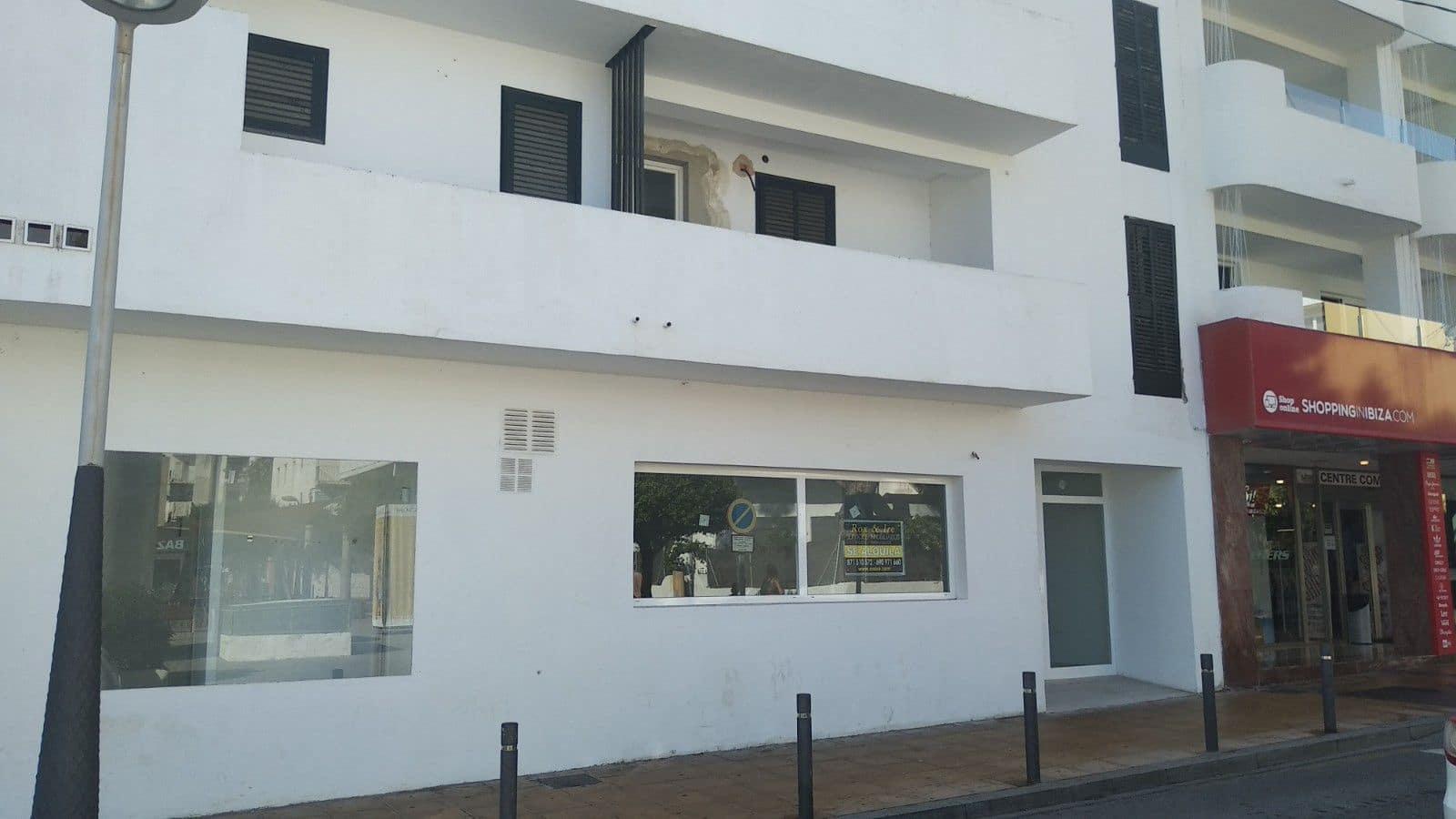 Komercyjne do wynajęcia w Sant Antoni de Portmany - 1 800 € (Ref: 4995838)