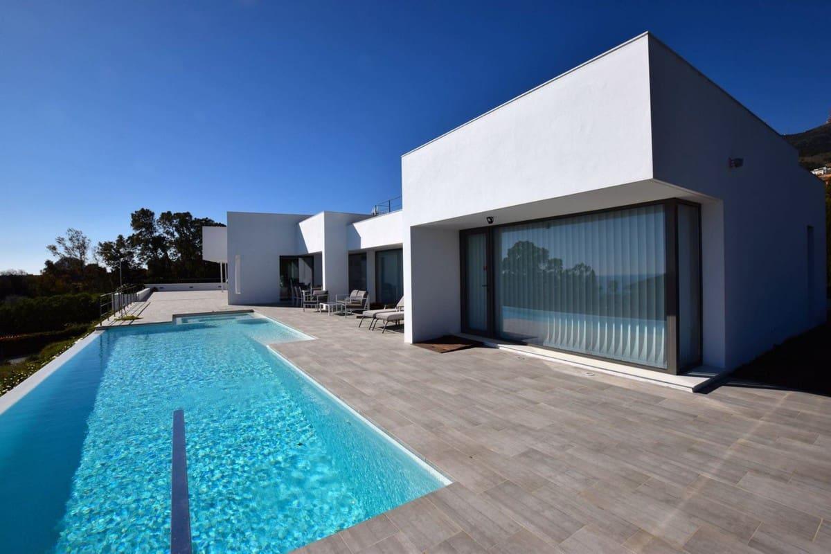 3 bedroom Villa for sale in Benalmadena with pool - € 2,075,000 (Ref: 4816402)