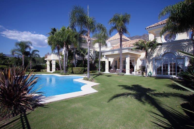 7 bedroom Villa for sale in Marbella with pool - € 5,950,000 (Ref: 4964804)