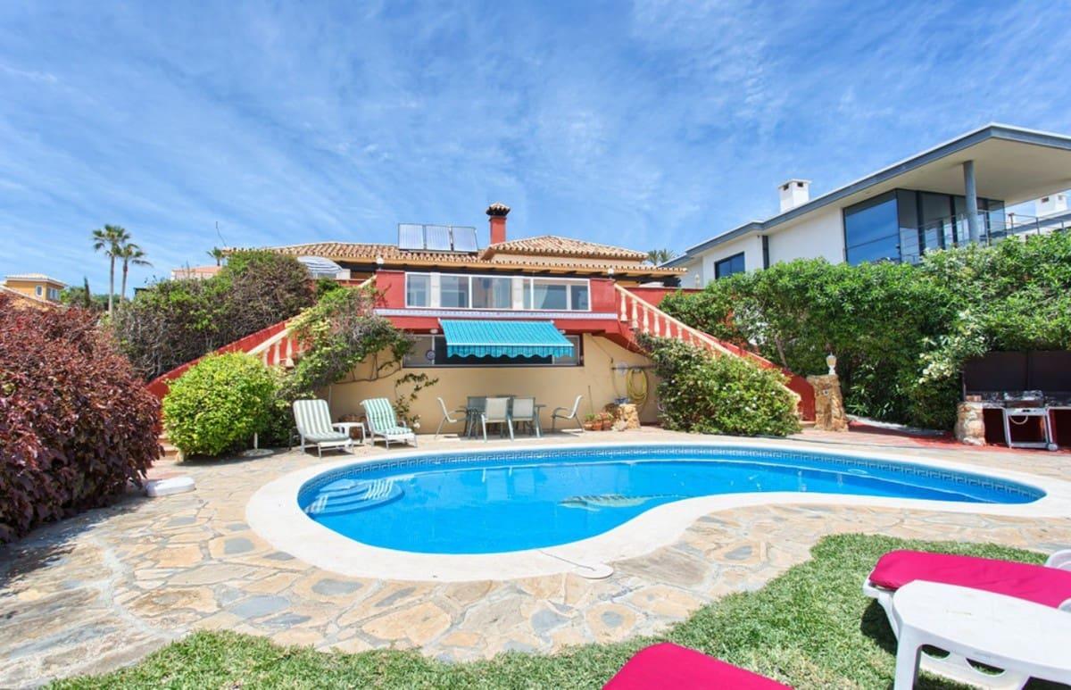 3 bedroom Villa for sale in Manilva with pool - € 550,000 (Ref: 5122607)