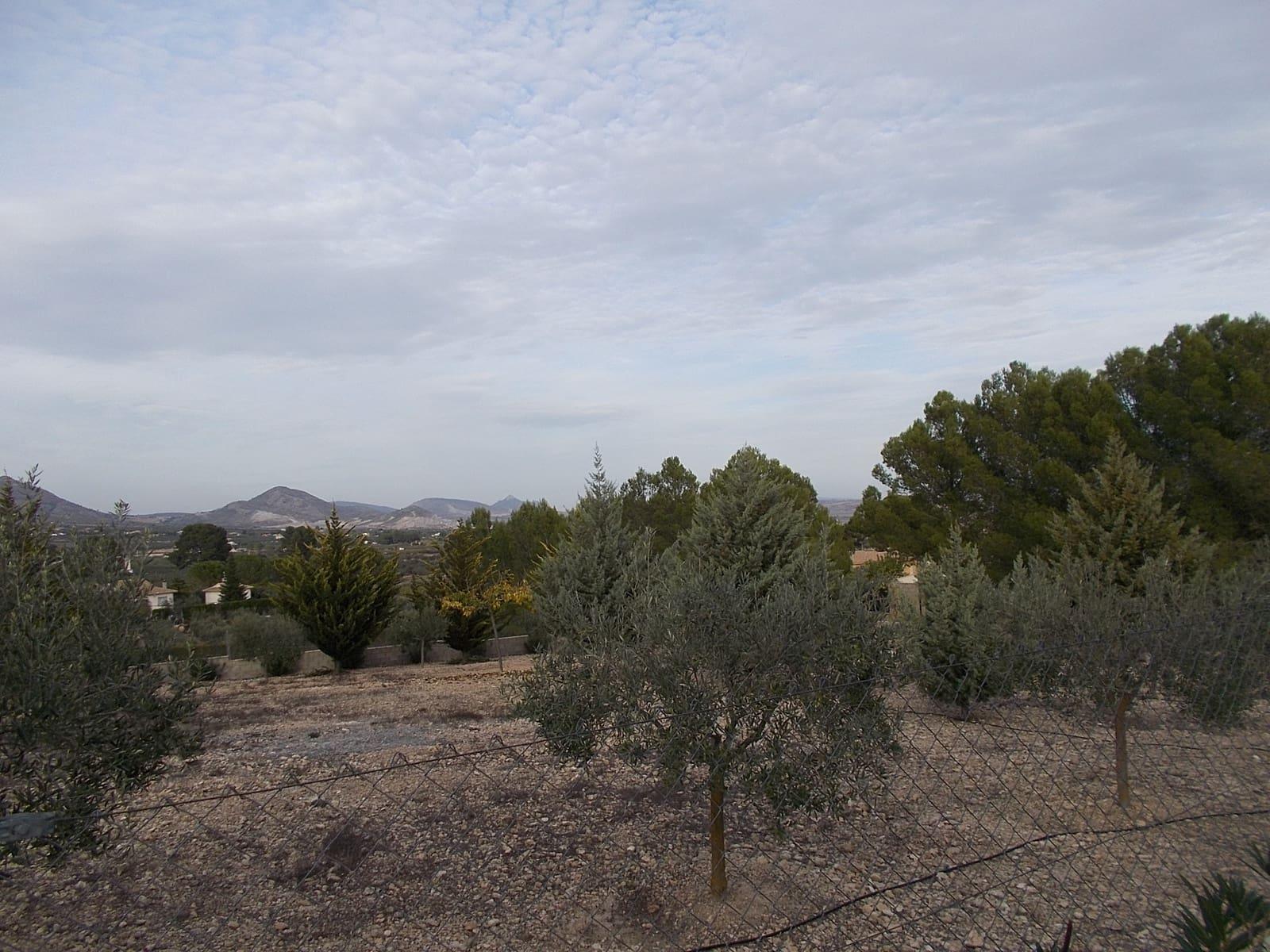 Landgrundstück zu verkaufen in Caudete - 39.000 € (Ref: 4917162)