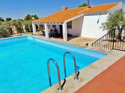 4 bedroom Finca/Country House for sale in Yecla with pool garage - € 119,900 (Ref: 5336213)