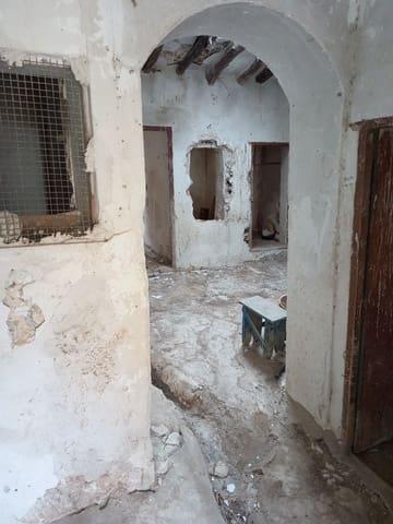 Adosado de 3 habitaciones en Monóvar / Monóver en venta - 13.000 € (Ref: 6239532)