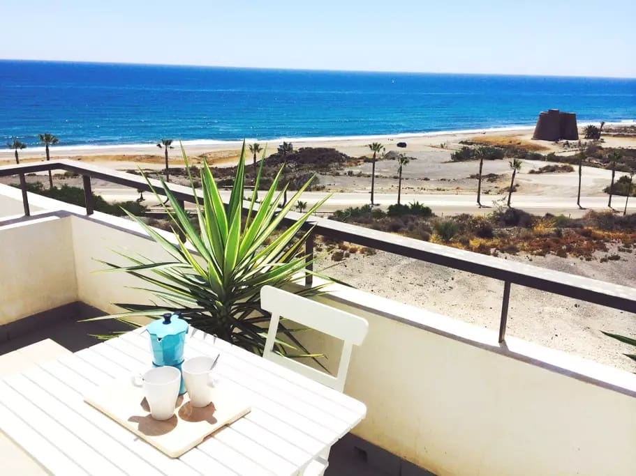 2 slaapkamer Appartement te huur in Mojacar met zwembad - € 895 (Ref: 4217061)