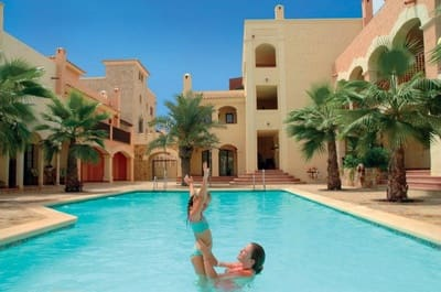 3 bedroom Apartment for sale in Villaricos with pool - € 169,000 (Ref: 4410569)