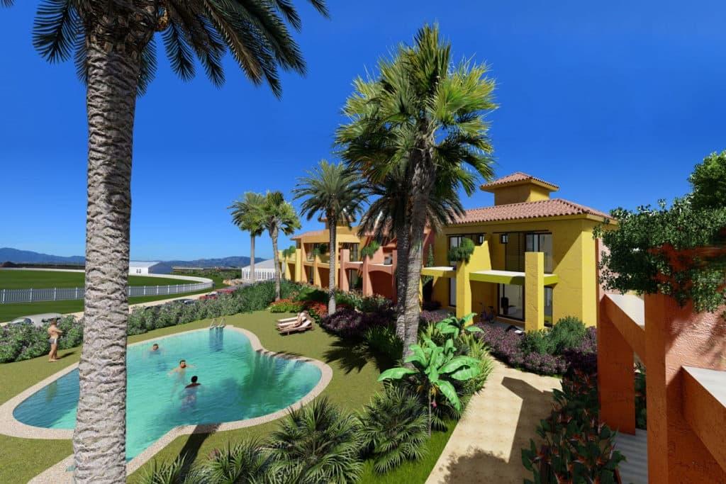2 camera da letto Casa in vendita in Desert Springs con piscina - 230.000 € (Rif: 4971654)