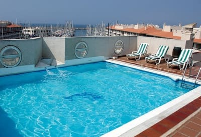 2 bedroom Apartment for sale in Almerimar with pool - € 121,200 (Ref: 5209142)