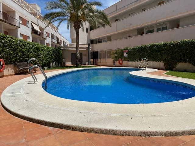 2 Zimmer Apartment zu verkaufen in Vera mit Pool - 79.000 € (Ref: 5341630)