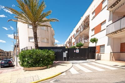 2 bedroom Penthouse for sale in Vera with pool - € 79,000 (Ref: 5362050)