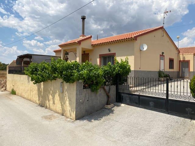 4 slaapkamer Villa te huur in Chirivel met zwembad - € 895 (Ref: 5428032)