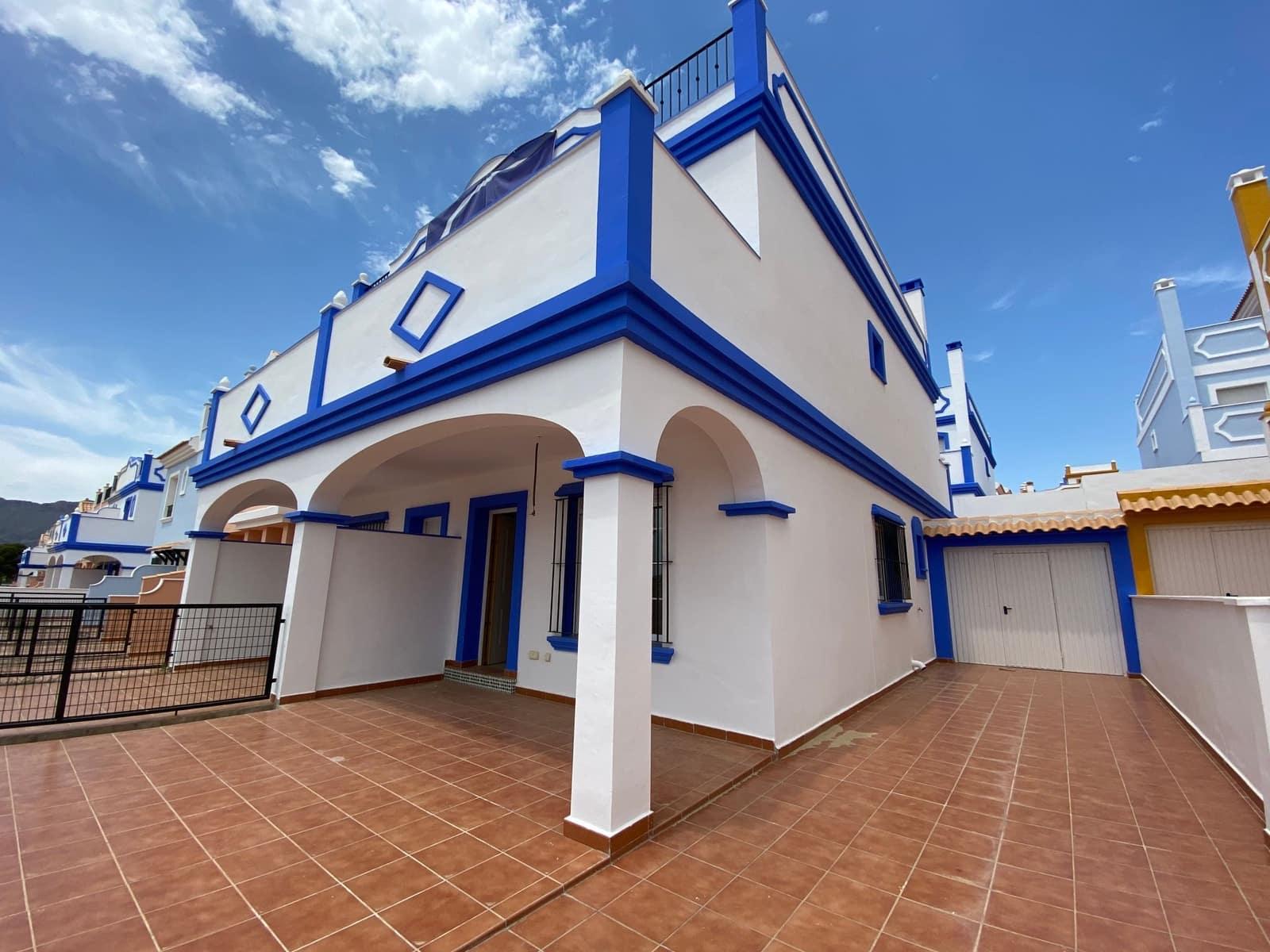 3 makuuhuone Huvila myytävänä paikassa San Juan de los Terreros mukana uima-altaan  autotalli - 148 420 € (Ref: 5601349)