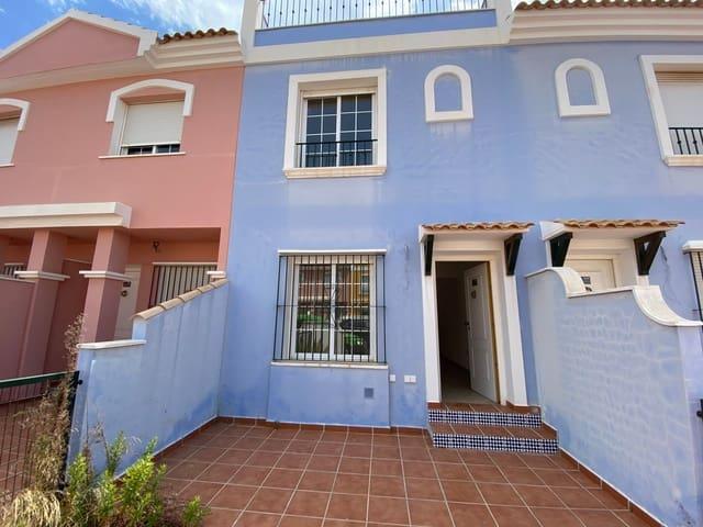 3 quarto Moradia para venda em San Juan de los Terreros com piscina - 106 600 € (Ref: 5601351)