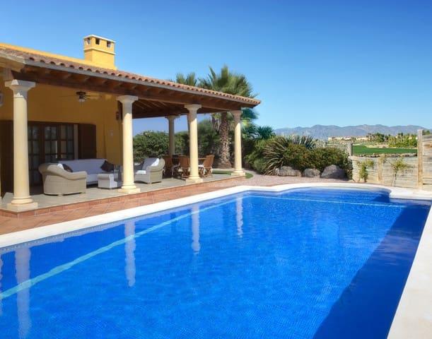 3 makuuhuone Huvila myytävänä paikassa Cuevas del Almanzora mukana uima-altaan - 469 700 € (Ref: 5601410)