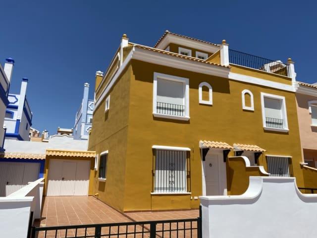 2 makuuhuone Huvila myytävänä paikassa San Juan de los Terreros mukana uima-altaan  autotalli - 91 500 € (Ref: 5601439)
