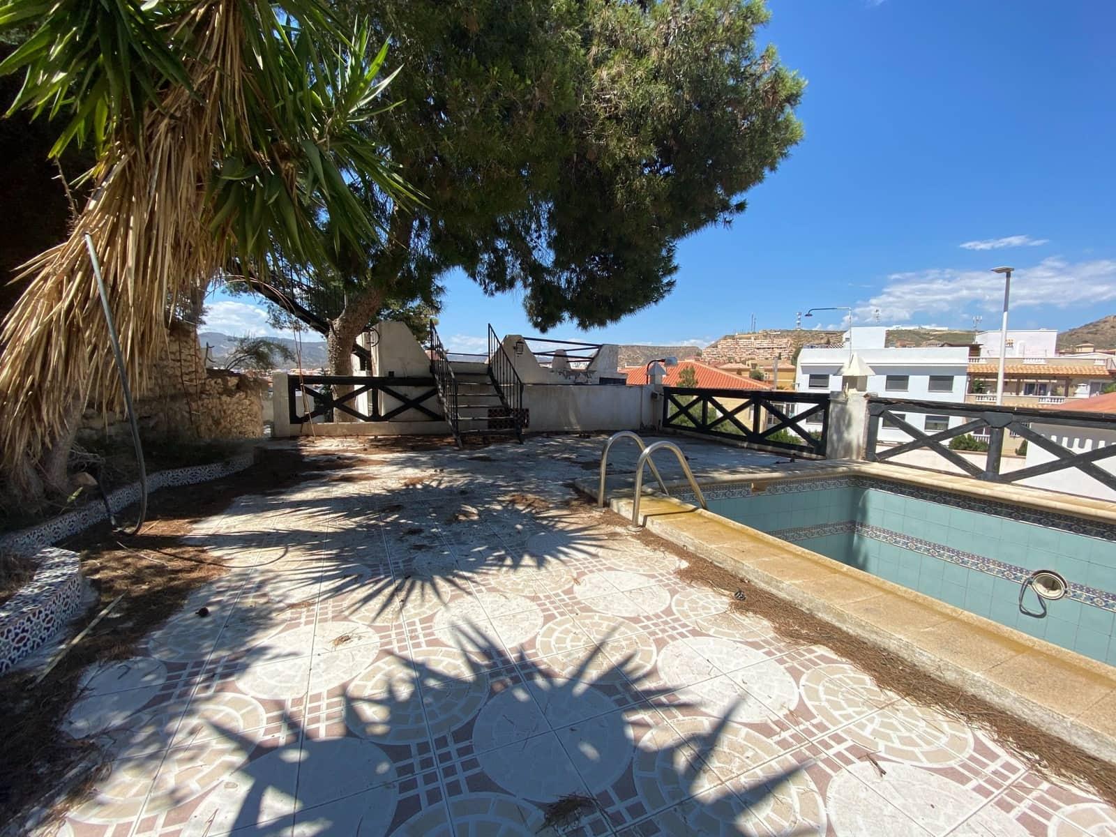 6 makuuhuone Huvila myytävänä paikassa San Juan de los Terreros mukana uima-altaan - 176 000 € (Ref: 5602814)