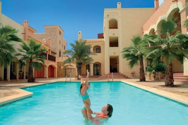 3 quarto Penthouse para venda em Villaricos com piscina garagem - 169 000 € (Ref: 5602831)
