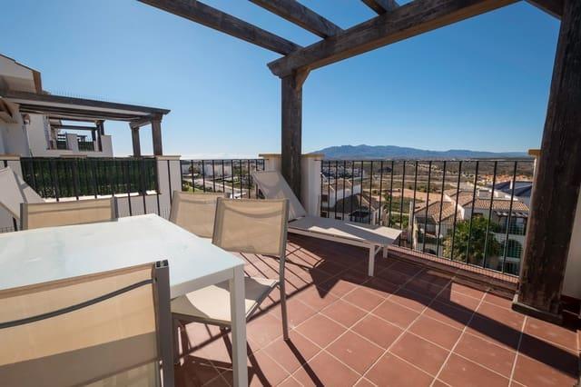 2 quarto Penthouse para arrendar em Vera com piscina - 895 € (Ref: 5619845)