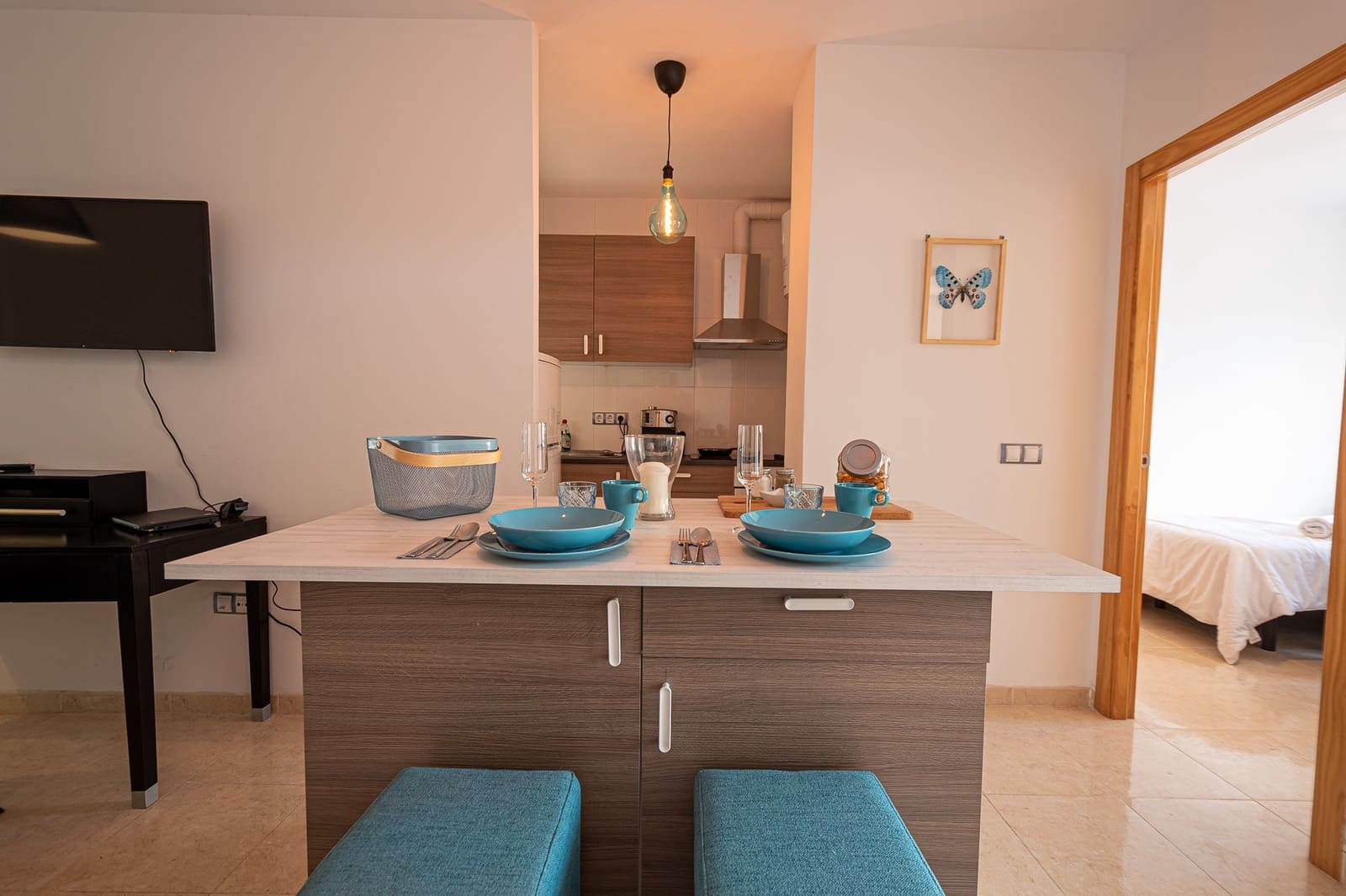 2 bedroom Apartment for rent in Roquetas de Mar with pool - € 695 (Ref: 5619848)