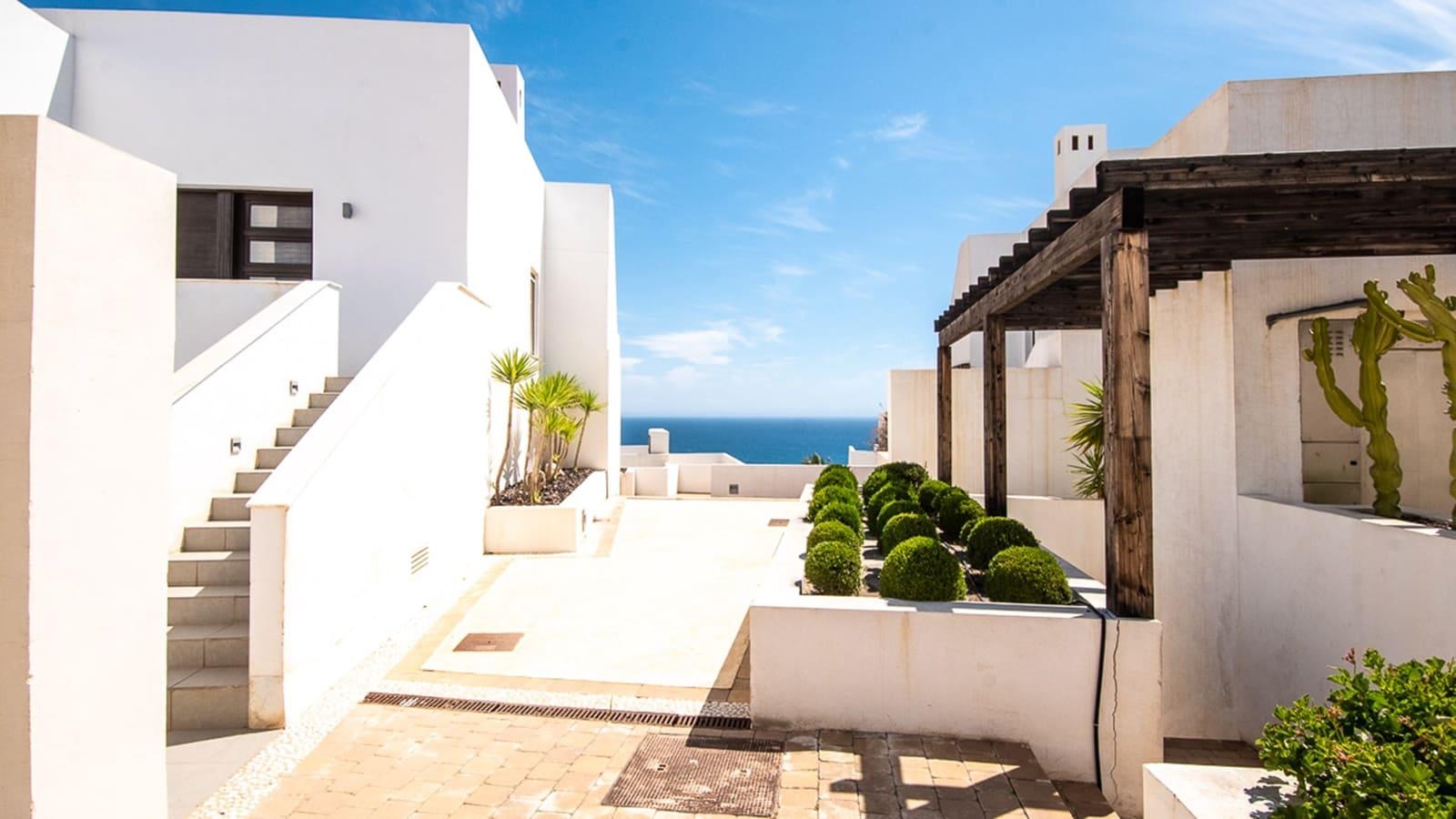 2 soveværelse Penthouse til leje i Mojacar med swimmingpool - € 1.395 (Ref: 5619849)