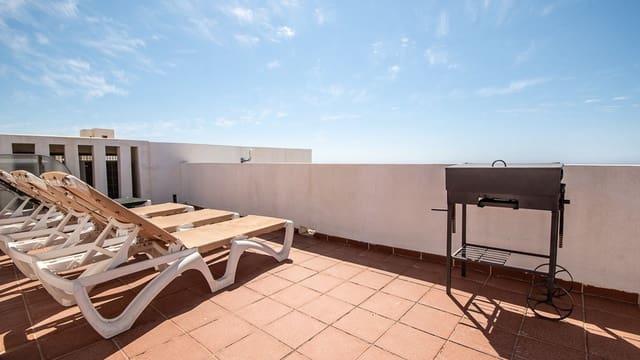 2 makuuhuone Kattohuoneisto vuokrattavana paikassa Mojacar mukana uima-altaan - 1 395 € (Ref: 5619849)