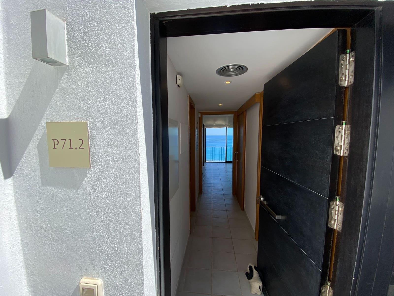 3 soverom Penthouse til leie i Mojacar med svømmebasseng - € 995 (Ref: 5619858)