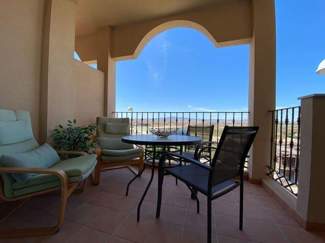 2 soveværelse Lejlighed til leje i Garrucha med swimmingpool - € 595 (Ref: 5619860)