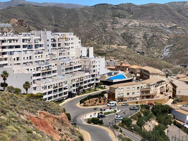 1 makuuhuone Huoneisto myytävänä paikassa Roquetas de Mar mukana uima-altaan  autotalli - 44 800 € (Ref: 6070440)