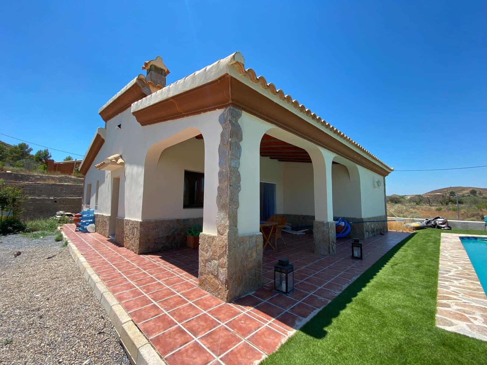 3 makuuhuone Huvila myytävänä paikassa Cantoria mukana uima-altaan - 144 950 € (Ref: 6206590)
