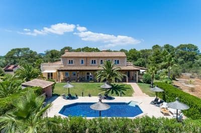 6 bedroom Villa for sale in Alqueria Blanca with pool - € 1,495,000 (Ref: 4798551)