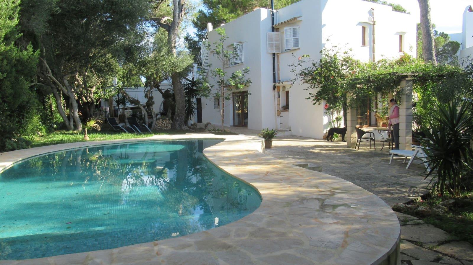 4 soverom Villa til salgs i Cala d'Or - € 729 000 (Ref: 4954688)